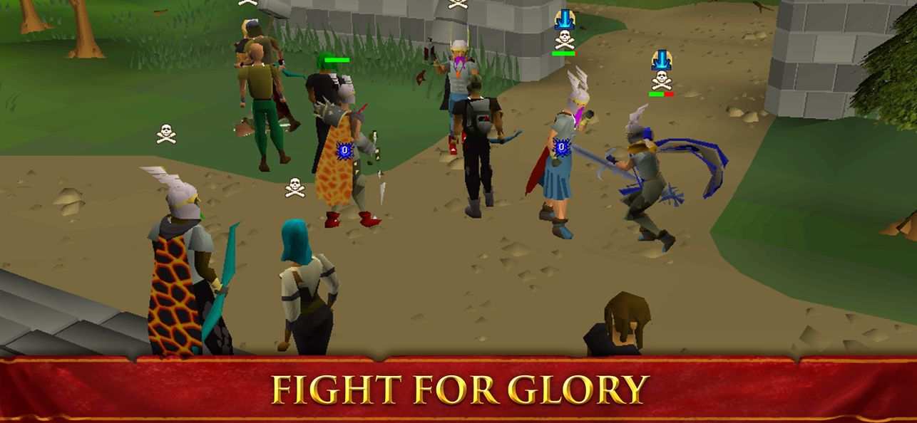 Old School RuneScape de Jagex