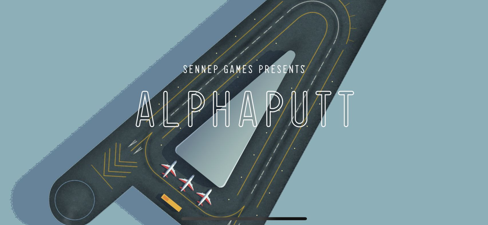 Alphaputt (copie d'écran 1 sur iPhone / iPad)