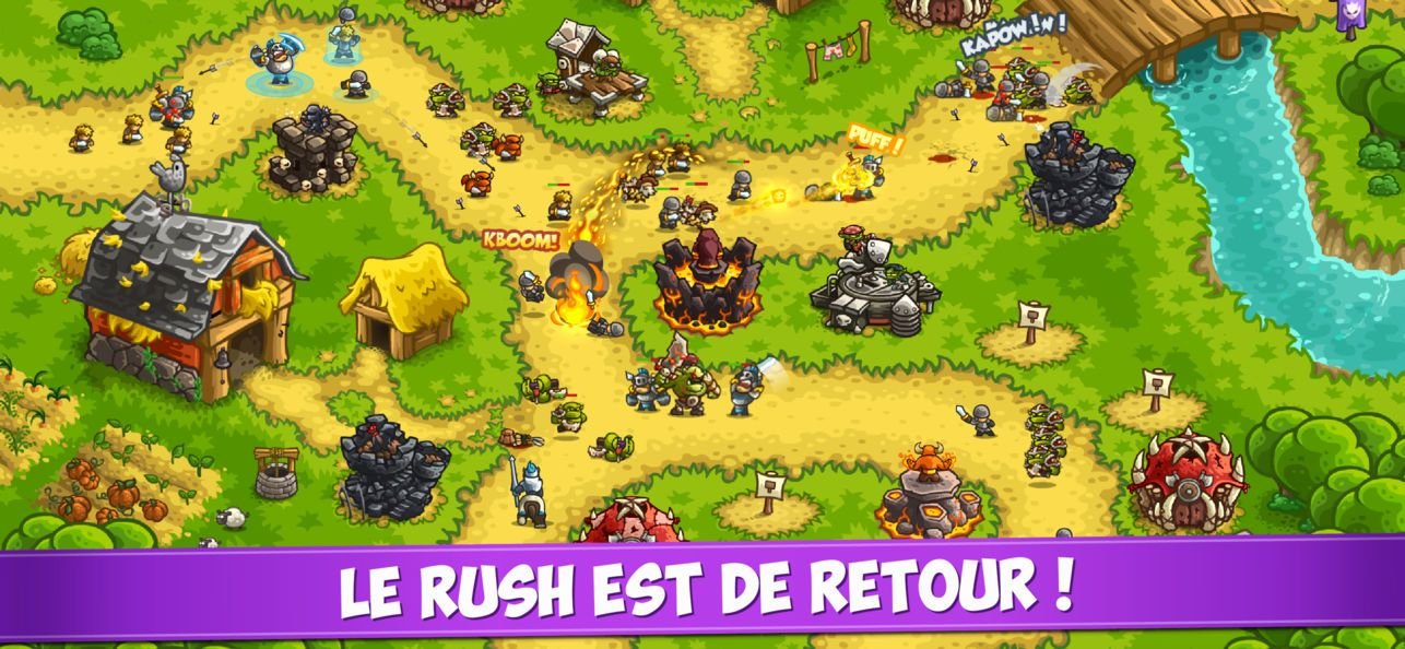 Kingdom Rush Vengeance de Ironhide