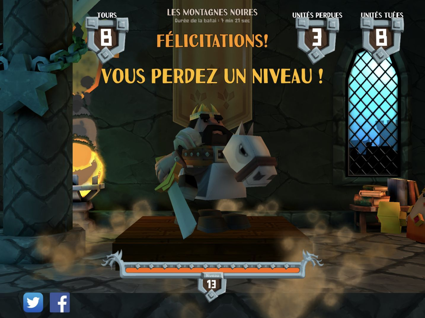 Farabel (copie d'écran 12 sur iPhone / iPad)