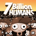 Test iPhone / iPad de 7 Billion Humans