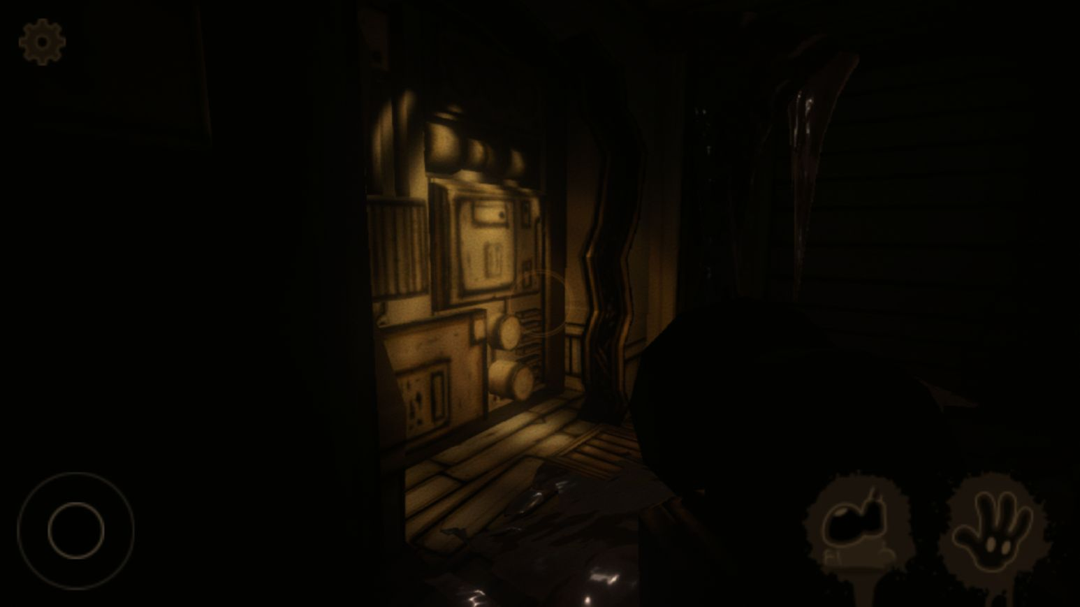 Bendy and the Ink Machine (copie d'écran 16 sur Android)