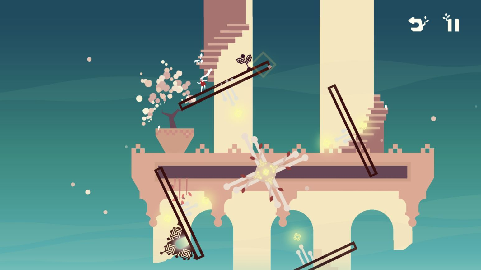 Linn: Path of Orchards (copie d'écran 5 sur iPhone / iPad)