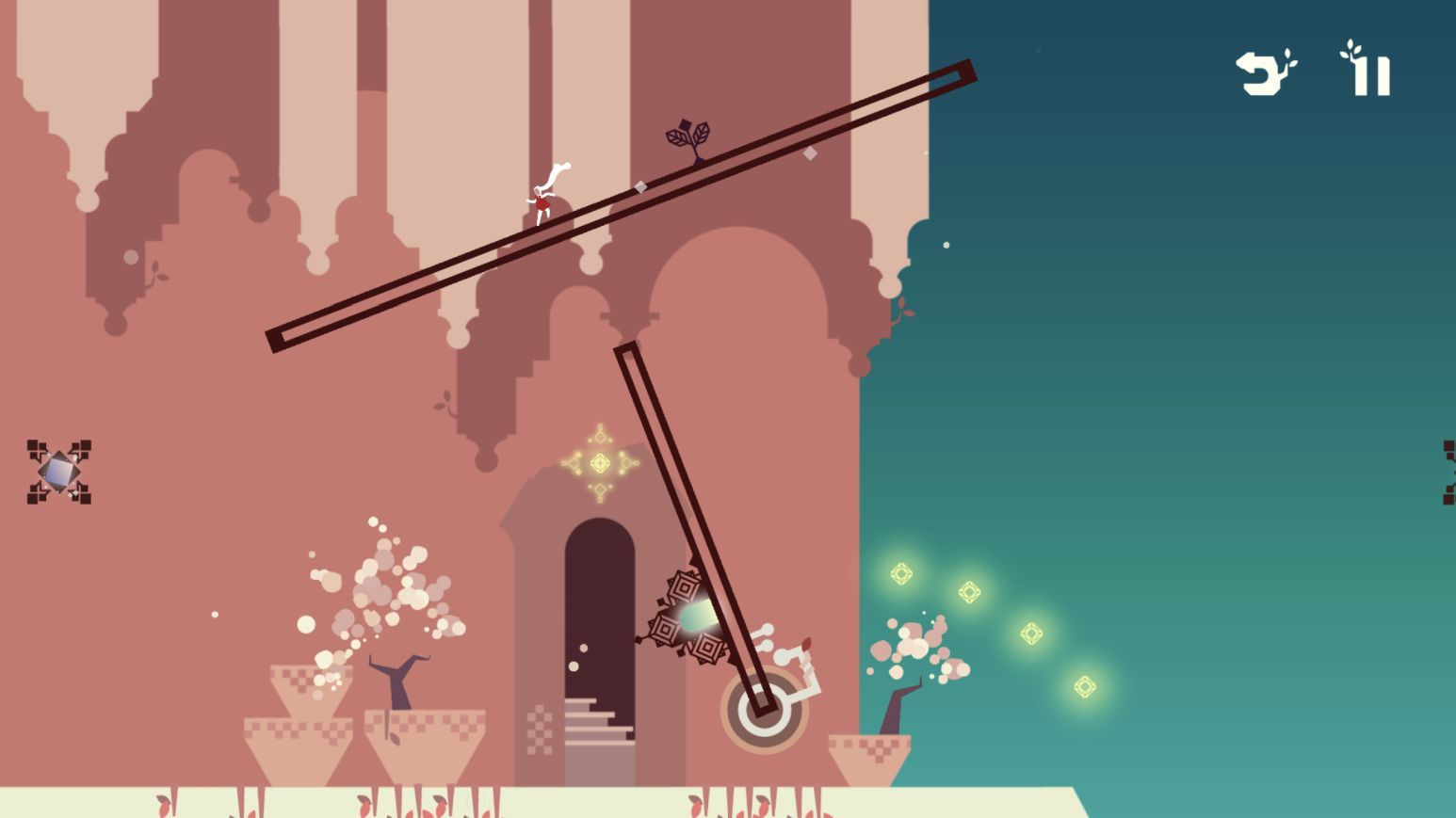 Linn: Path of Orchards (copie d'écran 6 sur iPhone / iPad)