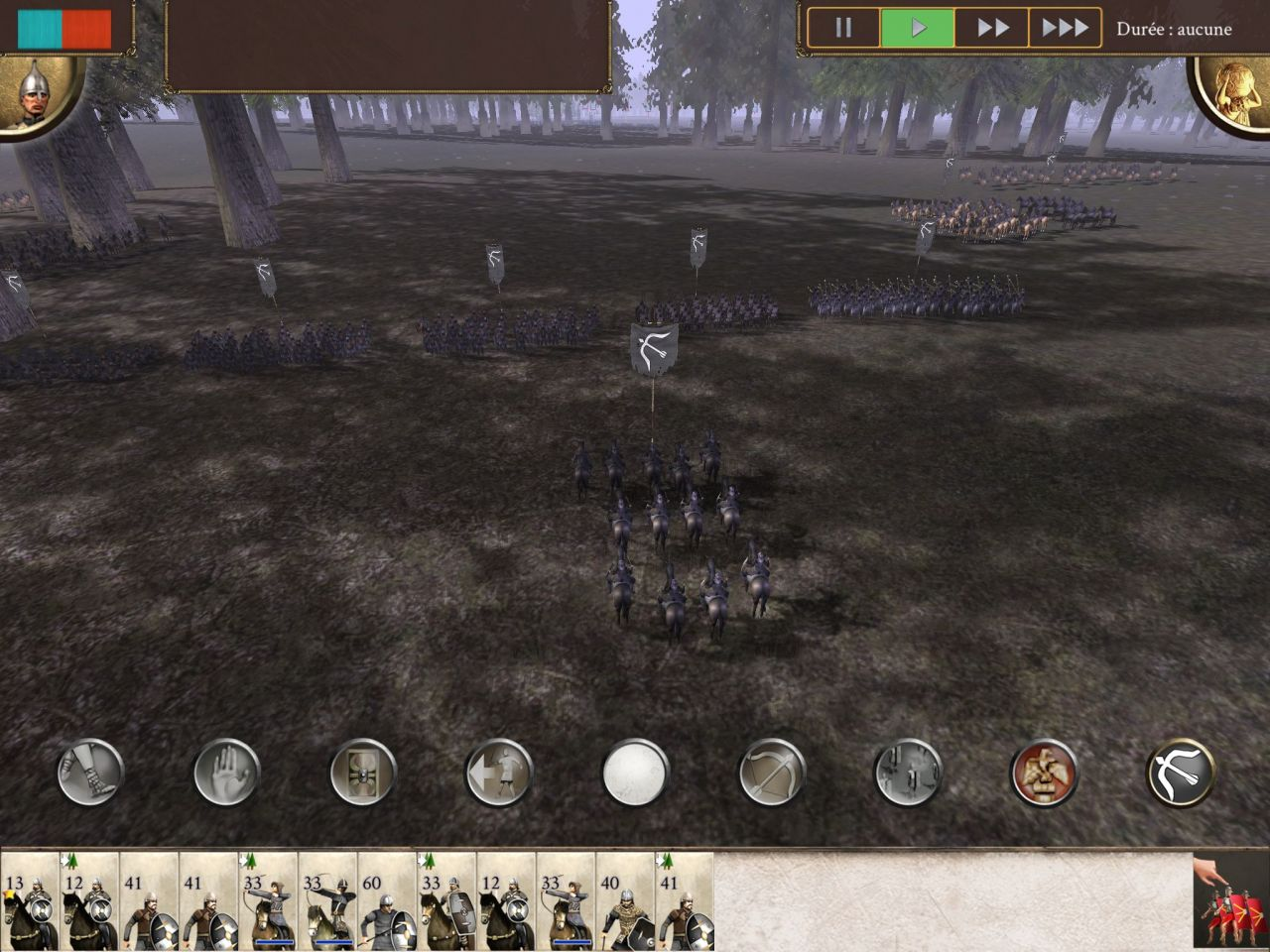 ROME: Total War - Barbarian Invasion (copie d'écran 12 sur Android)