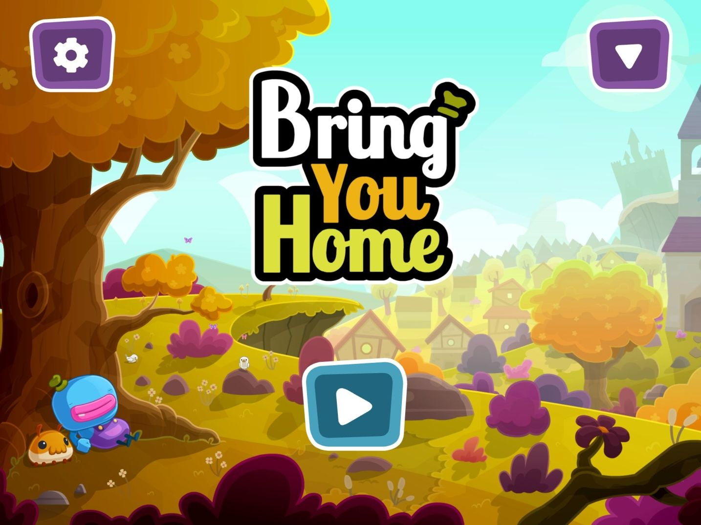 Bring You Home (copie d'écran 1 sur Android)
