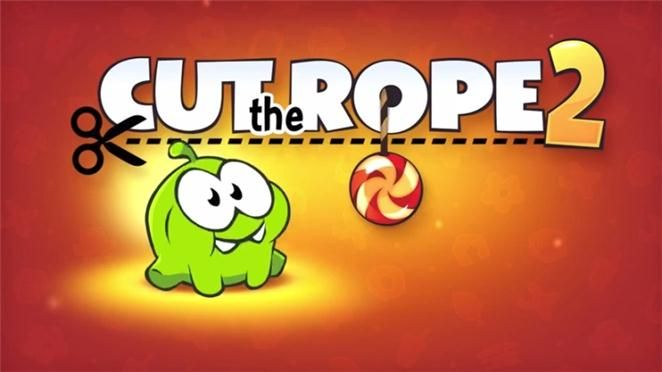 Cut the Rope 2 sur Android