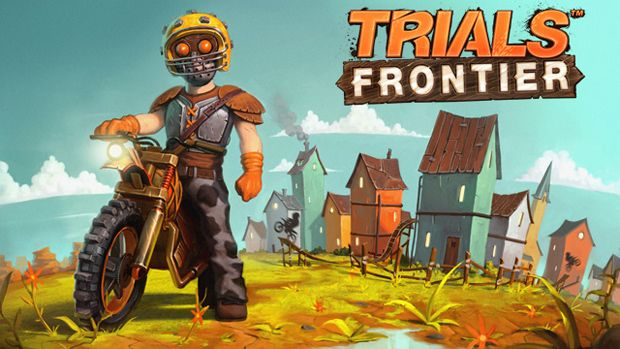 Trials Frontier sur iPhone / iPad et Android