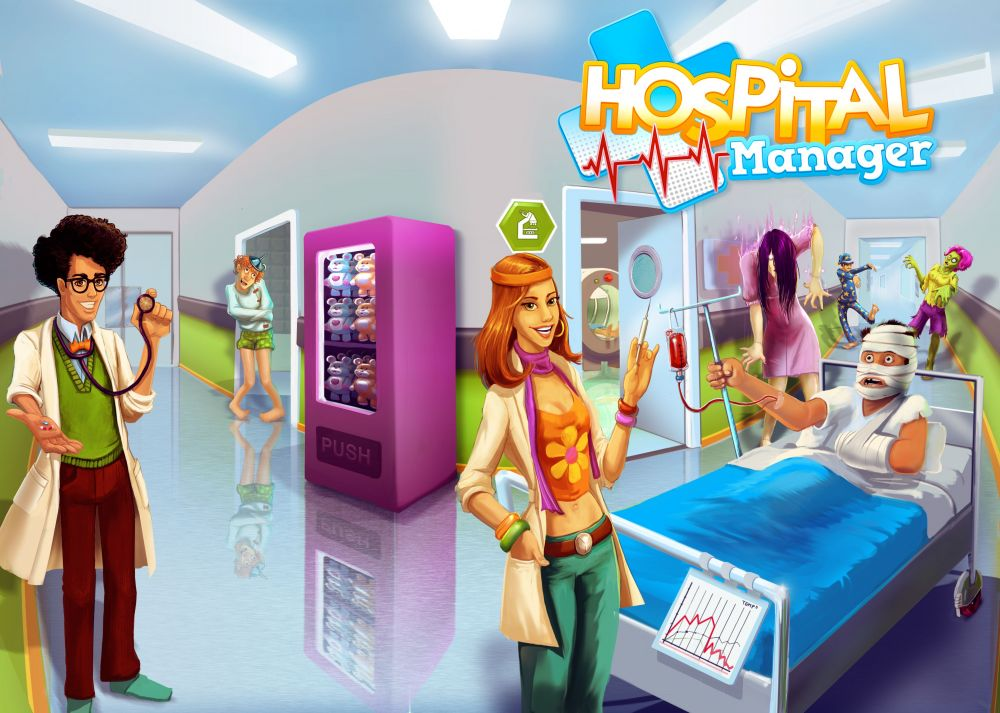 Hospital Manager sur iPhone et iPad