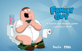 Family Guy : The Quest for Stuff sur iPhone / iPad