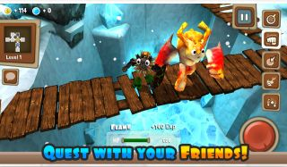 Monster Adventures sur Android par Foursaken Media