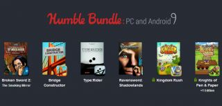 Humble Bundle 9 pour Android