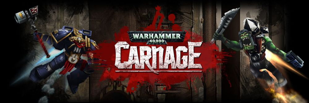 Warhammer 40K : Carnage sur iPhone, iPad et Android
