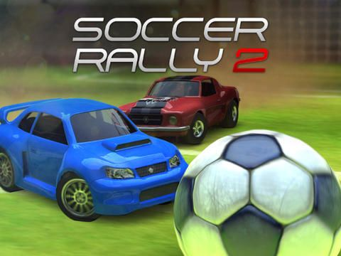 Soccer Rally 2 sur iPhone et iPad