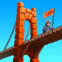 Test iOS (iPhone / iPad) Bridge Constructor Médiéval