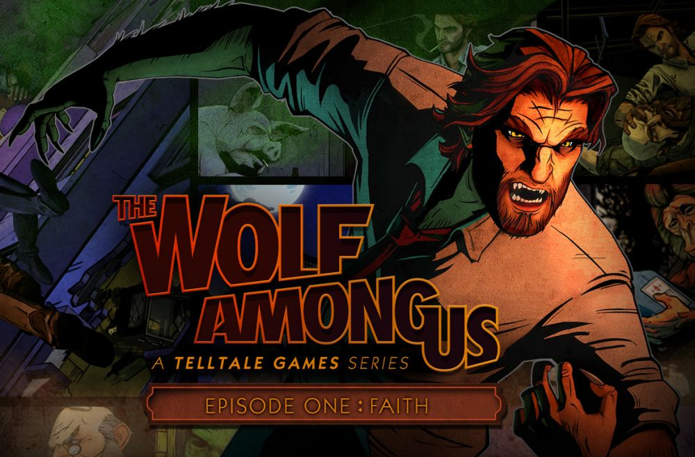 The Wolf Among Us sur iPhone et iPad