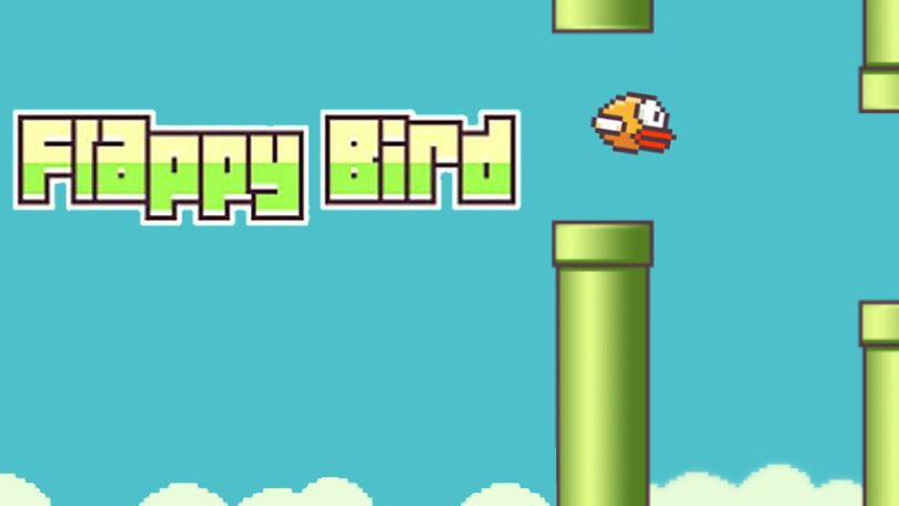 Flappy Bird sur iOS et Android