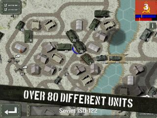 Tank Battle East Front 1944 sur iPhone et iPad
