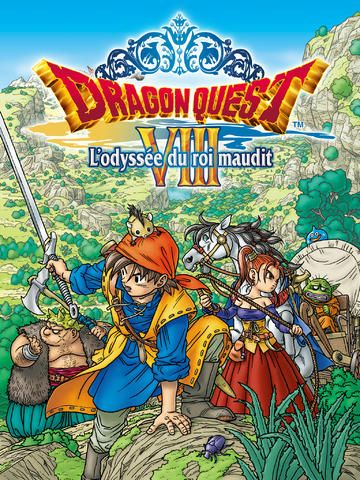 Dragon Quest VIII sur Android, iPhone et iPad