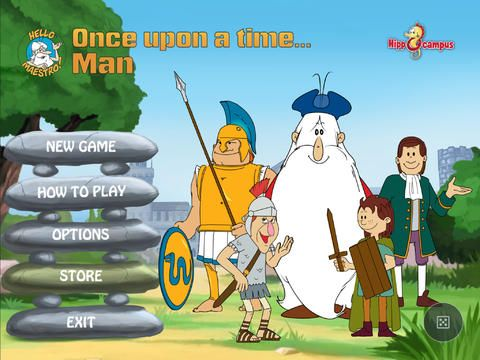 Once Upon A Time Man sur Android, iPhone et iPad