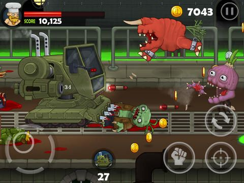 Bloody Harry de FDG Entertainment sur iOS et Android
