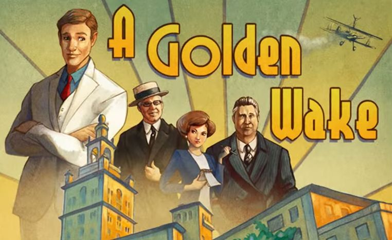 A Golden Wake de Wadjet Eye Games sur Android, iPhone et iPad