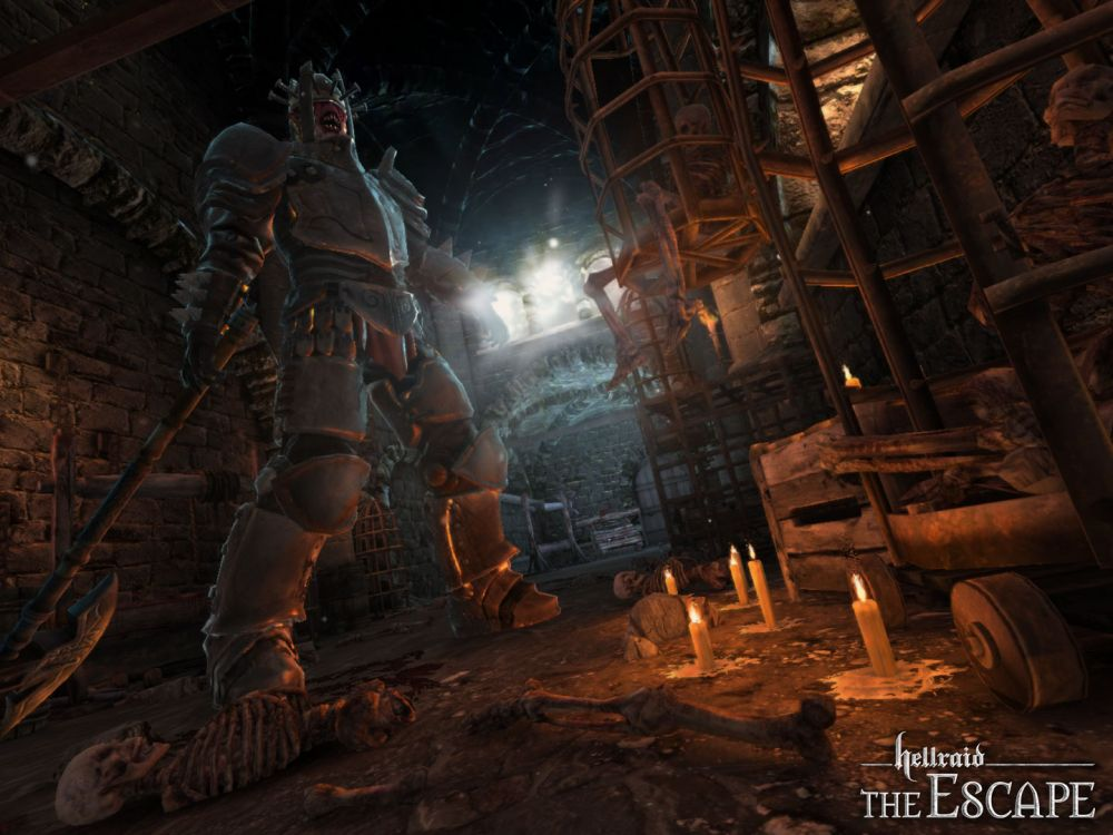 Hellraid The Escape sur iPhone et iPad