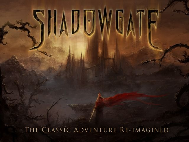 Shadowgate sur Android, iPhone et iPad