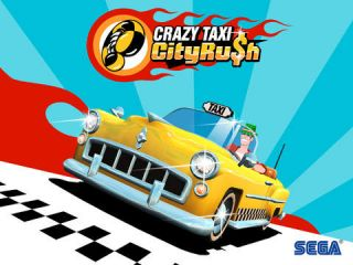 Crazy Taxi City Rush sur Android