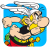 Test iOS (iPhone / iPad) Astérix: MegaBaffe