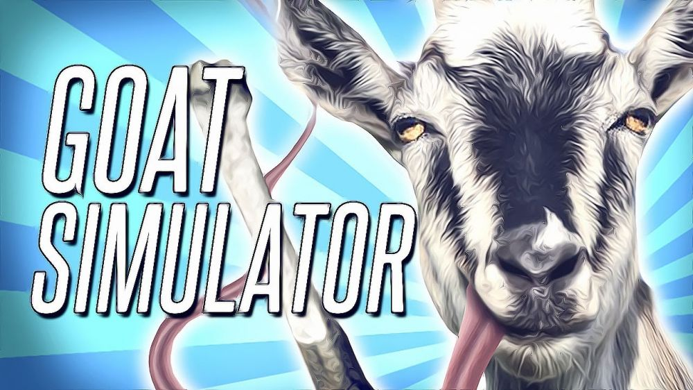 Goat Simulator sur iPhone, iPad et Android