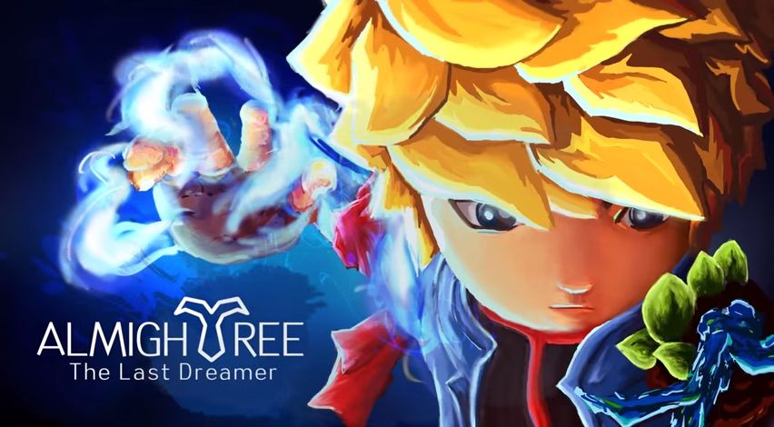 Almightree The Last Dreamer sur iPhone et iPad