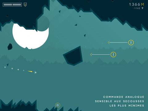 ALONE sur Android, iPhone et iPad