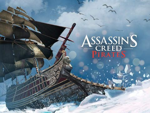 Assassin's Creed Pirates sur iPhone, iPad et Android