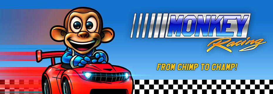 Monkey Racing sur Android, iPhone et iPad
