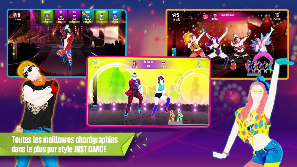 Just Dance Now de Ubisoft