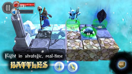 Phantom Rift de Foursaken Media sur iOS et Android