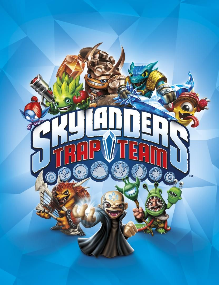 Skylanders Trap Team sur iOS et Android