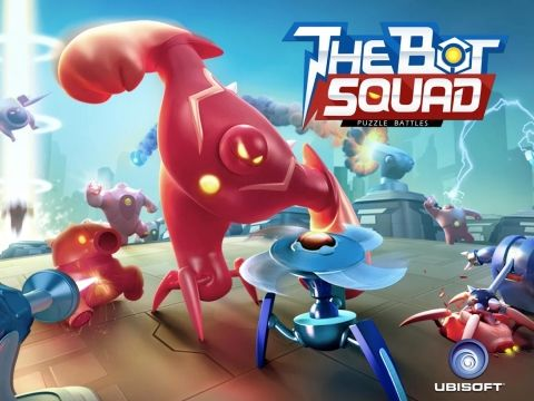 The Bot Squad de Ubisoft