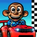 Test iOS (iPhone / iPad) Monkey Racing