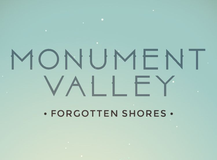 Monument Valley - Forgotten Shores de utswo