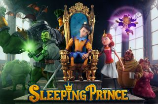 The Sleeping Prince sur iPhone et iPad