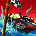 Test iOS (iPhone / iPad) Pixel Boat Rush