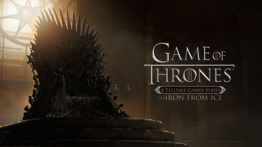 Game of Thrones A Telltale Games Series (Episode 1 Iron From Ice) de Telltale Games