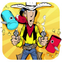 Test Android Lucky Luke Shoot & Hit