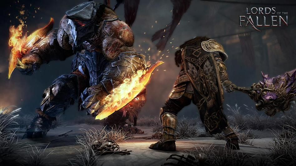 Lords of the Fallen de Deck13