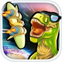 Test iPhone / iPad de Ace Ferrara & The Dino Menace