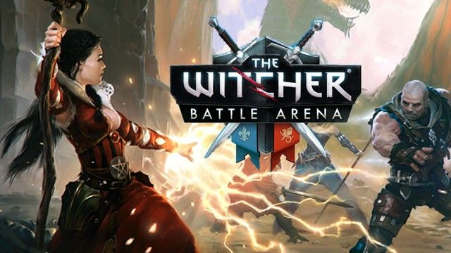 The Witcher Battle Arena de Fuero Games et CD PROJEKT RED