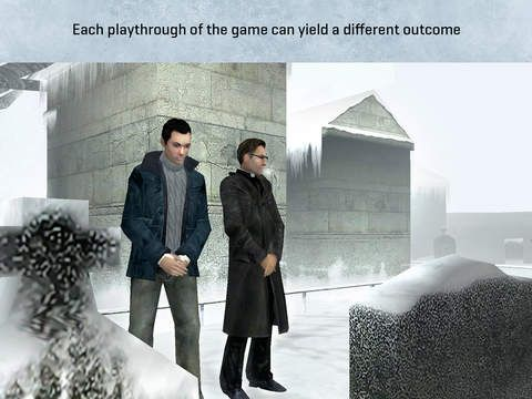 Fahrenheit Indigo Prophecy Remastered de Aspyr Media