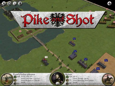 Pike and Shot de Slitherine